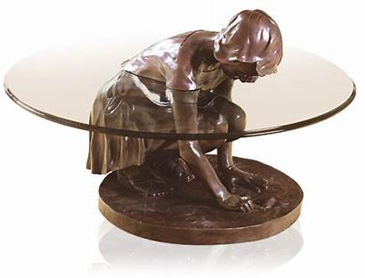 Sculpture Tables Bronze Coffee Horse Stoddart Mark