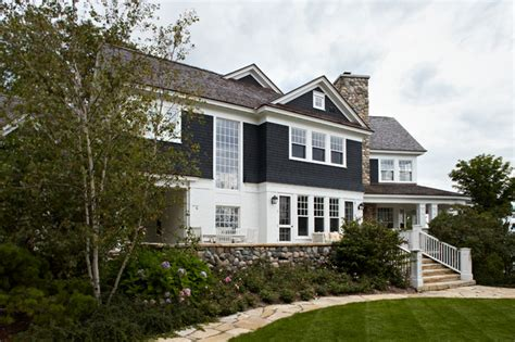 michigan summer home style exterior other by