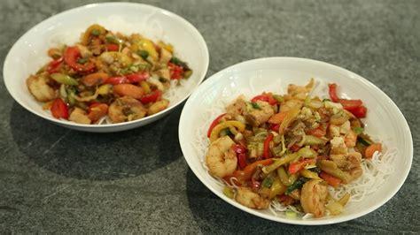 emissions cuisine la cuisine par arnaud marchand wok de légumes au tofu et