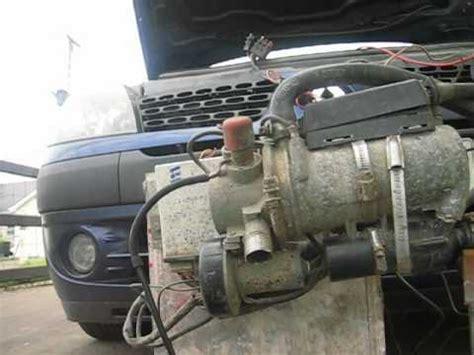 eberspacher diesel water heater d5w 5000w 12volt