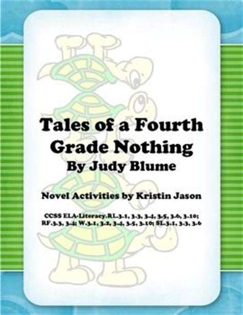 116 about novel study tales of a fourth grade