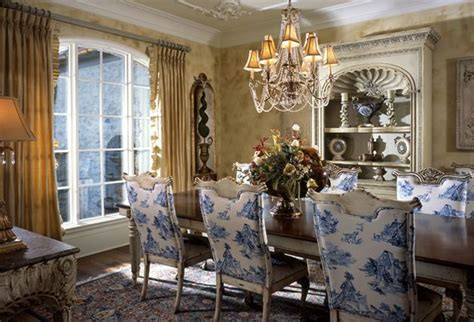 Dynamic Dining Room Designs  French Dining Rooms, French