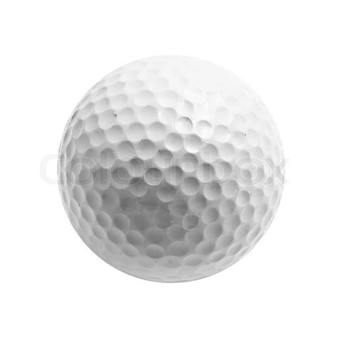Balls Images White Background by Golf Isolated On White Background Stock Photo