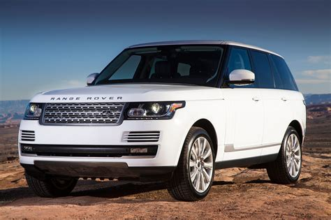 2013 Land Rover Range Rover Supercharged Driven