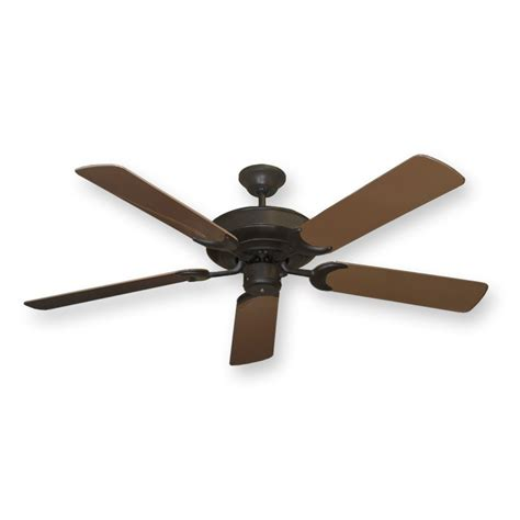 bronze outdoor ceiling fan oil rubbed bronze raindance outdoor ceiling fan 52