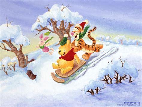可愛圖案 Winnie The Pooh Wallpaper 2 小熊維尼電腦桌布 2