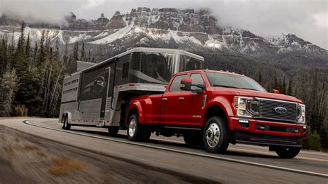 ford  series super duty promises    record