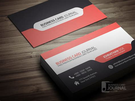 Stylish Modern Business Card With Tab Vistaprint Business Card Sale Template With Picture Free Video Screen Oxford University Visiting Mockups In Microsoft Word 2010 Of Texas Holder