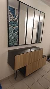 Ikea Meuble D Entrée : un meuble d 39 entr e ikea digne d 39 un cr ateur ~ Teatrodelosmanantiales.com Idées de Décoration