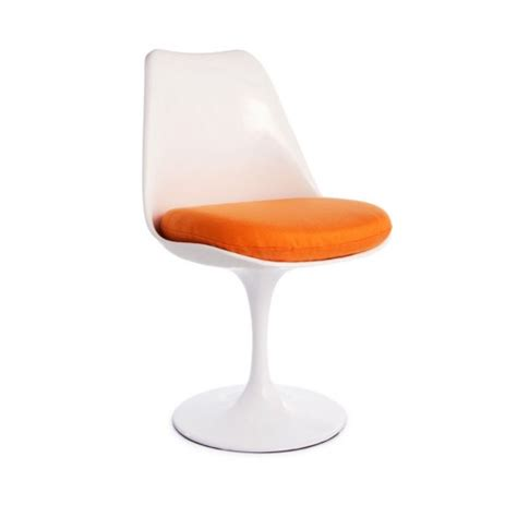 chaise pied tulipe saarinen tulip chair
