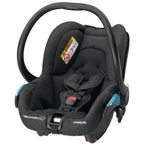 bébé siège streety fix de bébé confort siège auto groupe 0