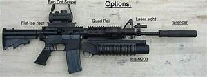 M4A1 Carbine Assault Rifle--workhorse of the military ...