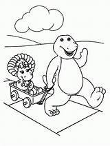 Barney Coloring Friends Dinosaurus Mewarnai Gambar Birthday Turma Desenhos Kidscp Colorear Diwarnai Untuk Lucu Kartun Sua Dinosaurs Pdf Colorir Toons sketch template