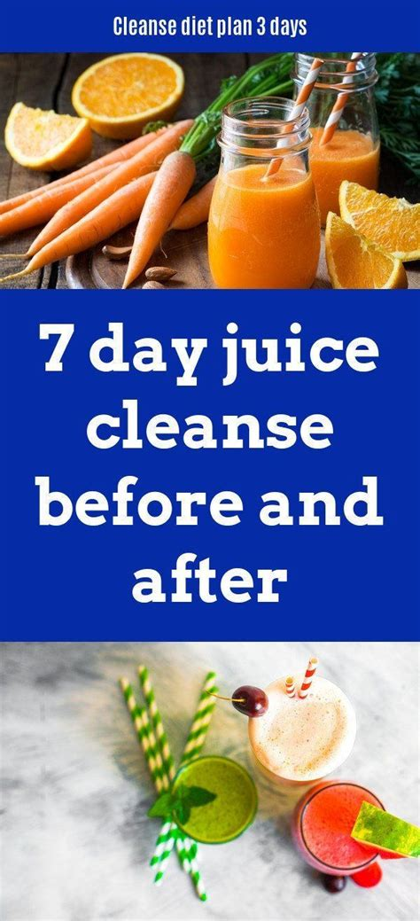This type of cleanse can get you back in the mindset of doing the right thing for your body. 7 day juice cleanse before and after. Lots of individuals state that you can't r... #after # ...