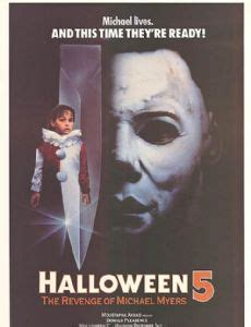Cast Of Halloween 5 by Halloween 5 1989 Cast And Crew Trivia Quotes Photos