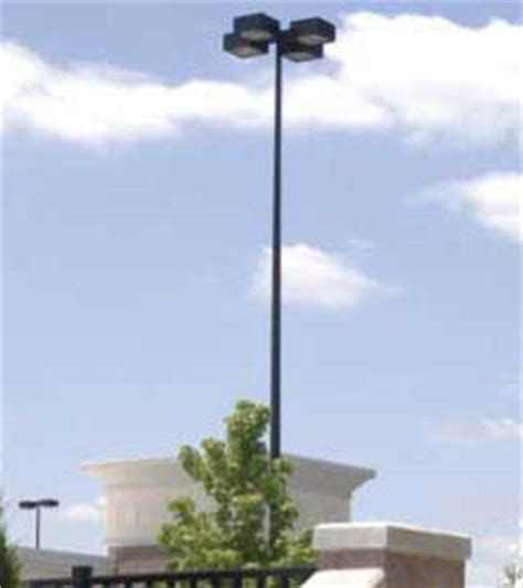 outdoor lighting poles commercial light poles industrial