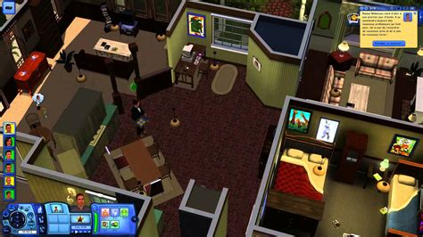 free floor plan layout malcolm 39 s house the sims 3 hd 1080p pc max setting