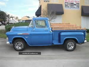 Custom 1958 Chevy Pickup Truck