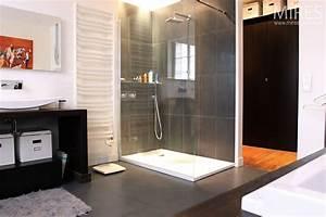salle de bain sous mezzanine 11 salle de bains moderne With salle de bain sous mezzanine