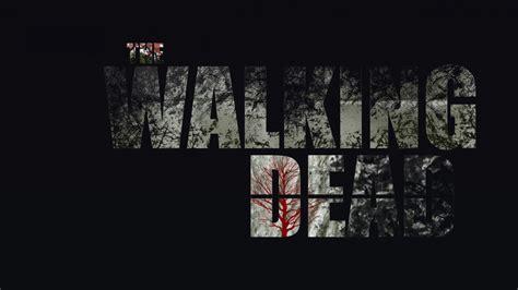 Walking Dead Wallpaper 1920x1080 Awesome Logo Best Walking Dead Wallpapers