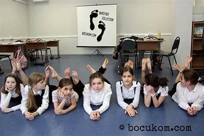 Barefoot Feet Schoolgirl Schoolgirls Party Walked Bocukom
