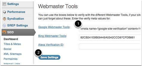 Understanding The Basics Google Webmaster Tools Xml