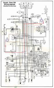 ducatipasoorg o view topic wiring upgrade schematic in With ducati monza wiring