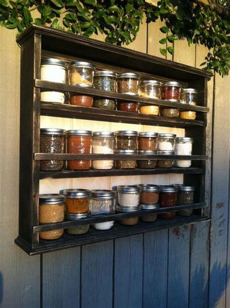 diy pallet spice racks  kitchen pallets designs