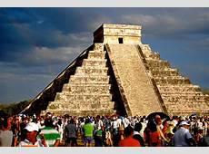 Chichen Itza El Castillo, Pyramid of Kukulkan