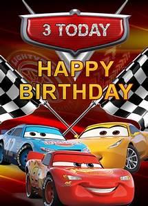 Disney, Cars, Birthday, Ecard, Paperless, Card, Only, U00a31, 79