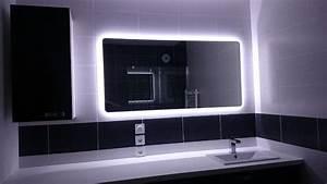 Eclairage Led En Ruban : r tro clairage ruban led 5w blanc salle de bain ~ Premium-room.com Idées de Décoration