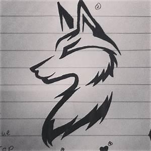 Wolf tattoo idea | Tattoos | Pinterest | Wolf tattoos ...