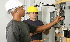 Enfouissement Ligne Electrique Particulier : installation electrique particulier entreprise industrie seralinelec ~ Melissatoandfro.com Idées de Décoration