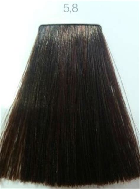 loreal inoa  light mocha brown hair colar  cut style