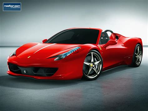 458 Italia Spyder by Preview