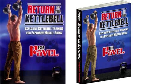 kettlebell books training return four essenziale fabio pavel sfg zonin duro master