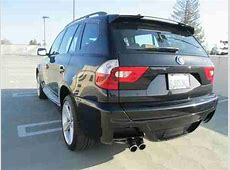 Buy used 2004 BMW X3 25i M Aero Body Kit in Sacramento
