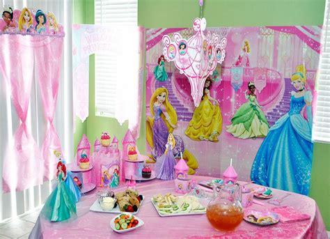 plan  disney princess royal tea party
