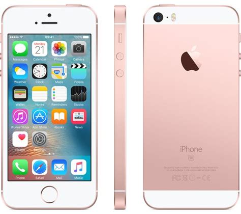 buy apple iphone se  gb rose gold  delivery