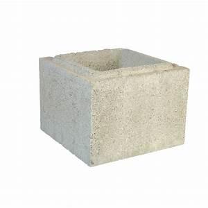 Beton Pas Cher : boisseau beton pas cher avec leroy merlin brico depot ~ Edinachiropracticcenter.com Idées de Décoration