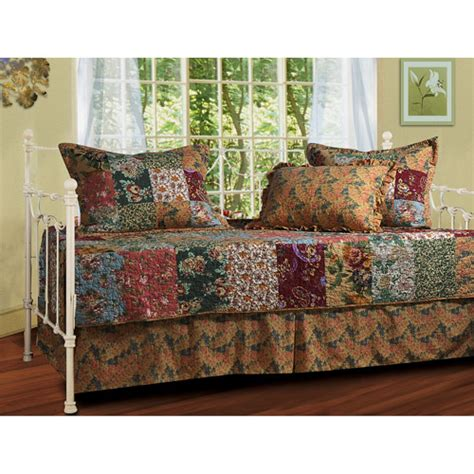 walmart daybed bedding southern textiles paramount kensington 4 daybed set