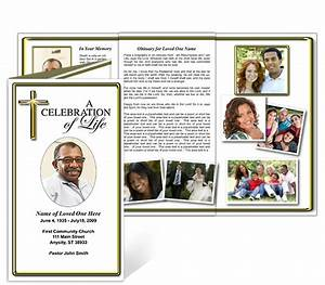 funeral brochure printable downoad tri fold brochures With funeral pamphlets templates free