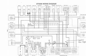 1972 Yamaha 175 Wiring Diagram