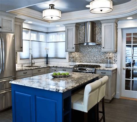 Therefore, the placement of tools will be a very necessary thing to do. Flush Mount Fluorescent Kitchen Lighting Design Ideas
