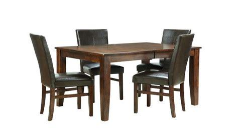 slumberland furniture kona collection parsons dining