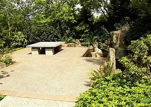 Berlin Japanischer Garten : kleine wasserterrasse terrassengestaltung ideen ~ Articles-book.com Haus und Dekorationen