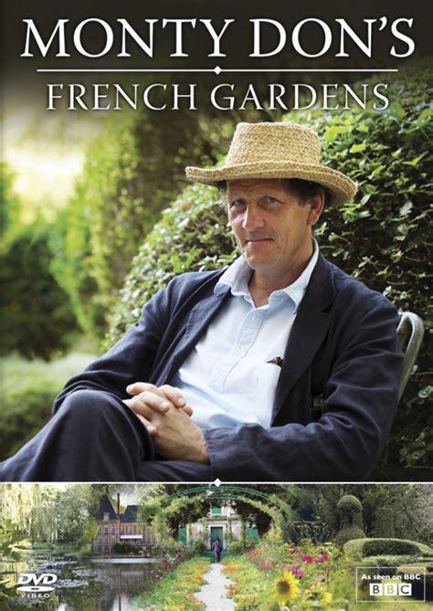 monty dons french gardens dvd zavvi