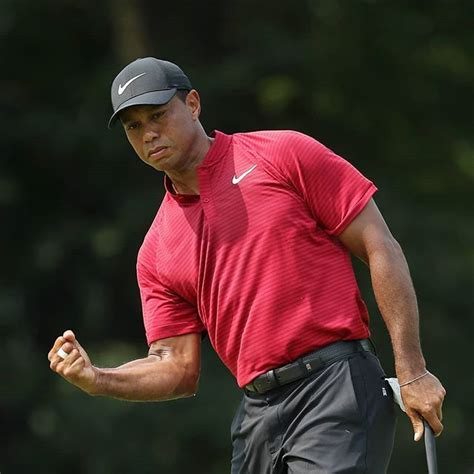 Tiger Woods shoots 64 on Sunday at the USPGA. Will likely ...