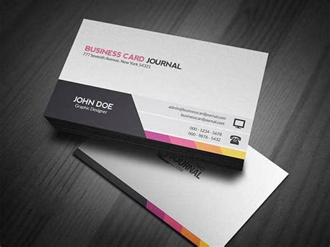 corporate business card templates indesign ai word