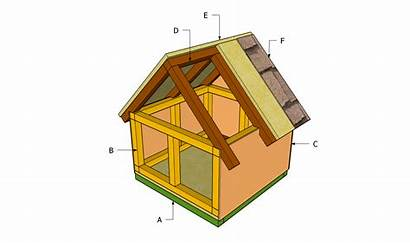 Cat Plans Outdoor Feral Building Wooden Insulated
